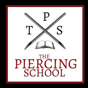 The Piercing School Logo-Full
